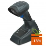 Cititor coduri de bare Datalogic QuickScan QM2430, 2D, USB, cradle, negru