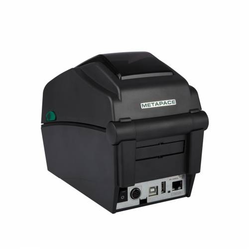 Imprimanta de etichete Metapace L-22D 203DPI neagra