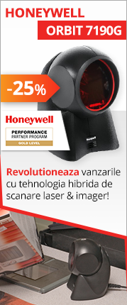 Cititor Honeywell Orbit  14531