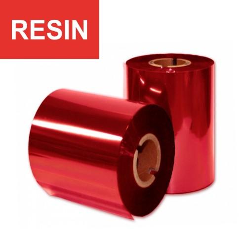 Ribon textil 33mm x 300m rosu IN