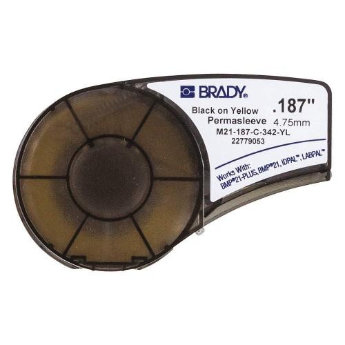 Banda continua termocontractibila Brady M21-187-C-342-YL 8.5mm 2.1m