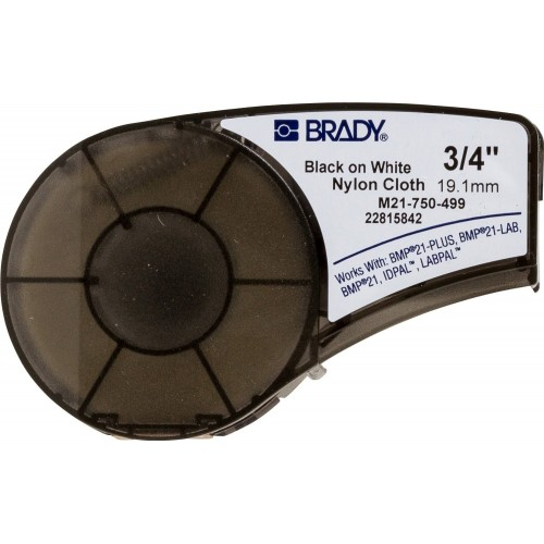 Banda continua nailon Brady M21-750-499 19.05mm 4.9m