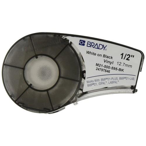 Banda continua vinil Brady M21-500-595-BK 12.7mm 6.4m