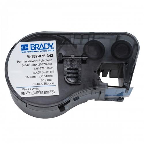 Tub termocontractibil Brady M-187-075-342 19.05mm 8.5mm