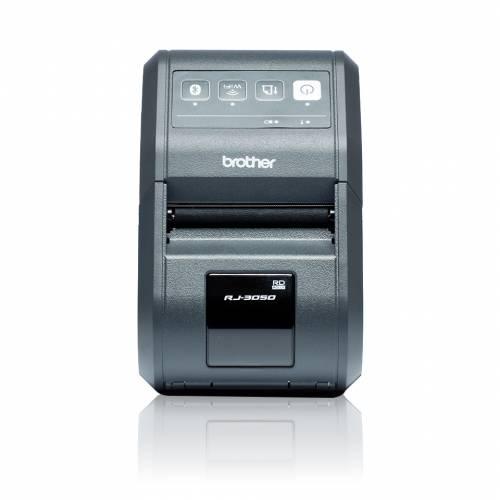 Imprimanta mobila de etichete Brother RJ-3050 203DPI Wi-Fi peeler