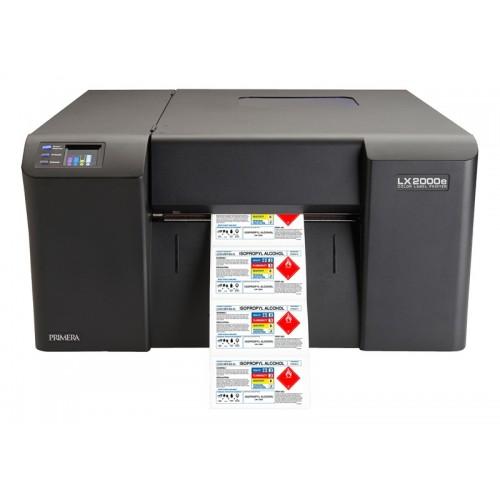Imprimanta de etichete color Primera LX2000e Wi-Fi Ethernet