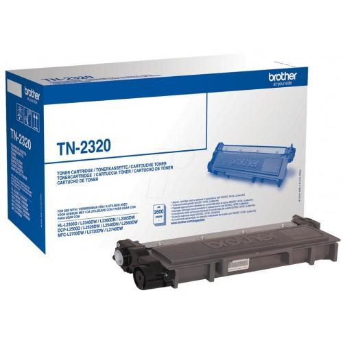 Cartus toner Brother TN-2320 negru