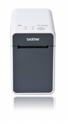 Imprimanta de etichete Brother TD-2020 200DPI cutter manual