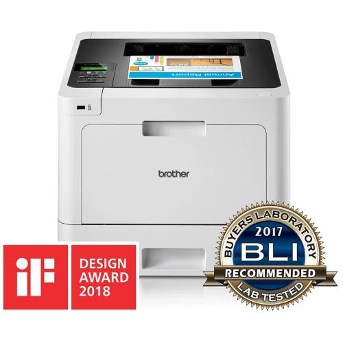 Imprimanta laser color Brother HL-L8260CDW Wi-Fi