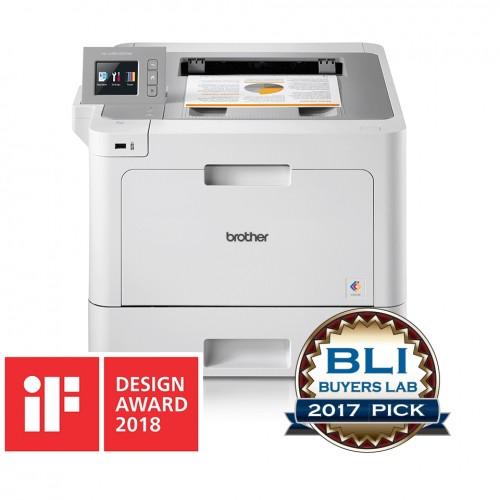 Imprimanta laser color Brother HL-L9310CDW Wi-Fi NFC