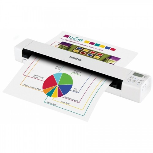 Scanner documente mobil Brother DS-820W