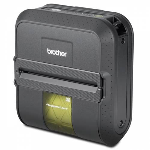 Imprimanta mobila de etichete Brother RJ-4040D 203DPI Wi-Fi