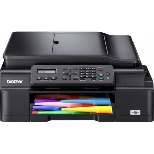 Multifunctional A4 inkjet color Brother MFC-J200