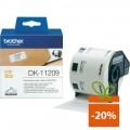Banda de etichete Brother DK11209, 62x29mm, 800 et./rola