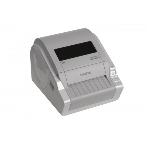 Imprimanta de etichete Brother TD-4000 300DPI auto-cutter