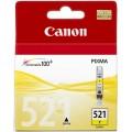 Cartus cerneala Canon CLI-521Y, galben