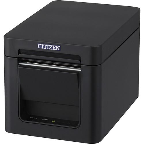 Imprimanta termica Citizen CT-S251 Wi-Fi neagra