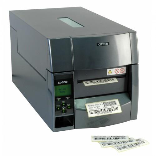 Imprimanta de etichete Citizen CL-S703 300DPI Ethernet cutter