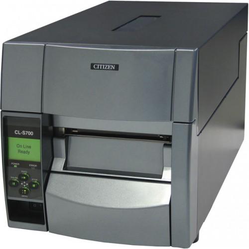 Imprimanta de etichete Citizen CL-S700 200DPI Ethernet cutter heavy duty