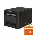 Imprimanta termica Citizen CT-E351, USB + LAN, neagra