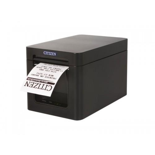 Imprimanta Termica Citizen Ct-e351 Usb + Lan Neagra