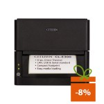 Imprimanta de etichete Citizen CL-E300, 203DPI, Ethernet, neagra