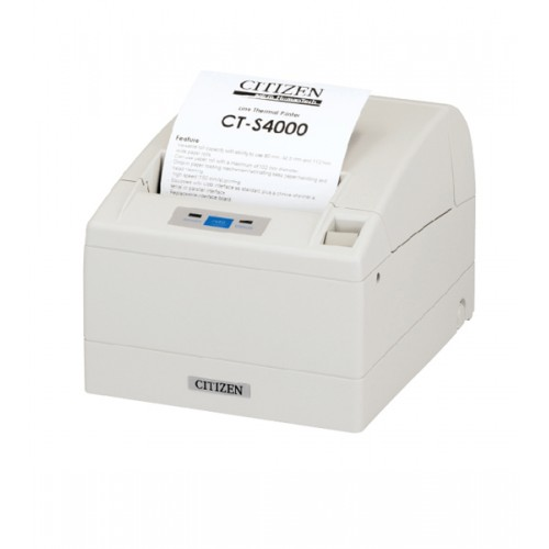 Imprimanta termica Citizen CT-S4000 USB serial alba