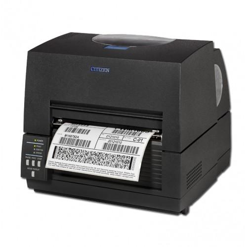 Imprimanta de etichete Citizen CL-S6621 203DPI Ethernet peeler