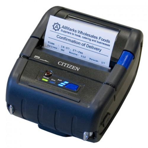 Imprimanta termica portabila Citizen CMP-20 Bluetooth MSR