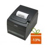 Imprimanta termica Citizen CT-S310 II, USB + serial, neagra