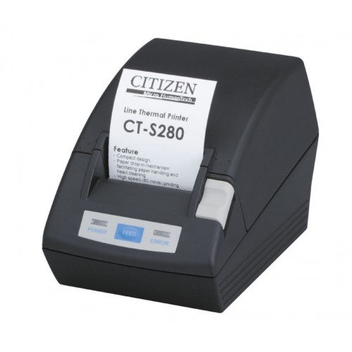 Imprimanta termica Citizen CT-S280 negru