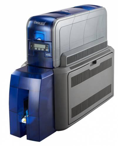 Imprimanta de carduri Datacard SD460 dual side laminare single side Ethernet