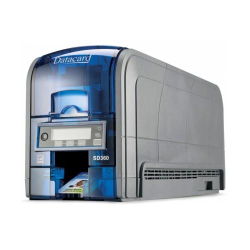 Imprimanta de carduri Datacard SD360 dual side Ethernet