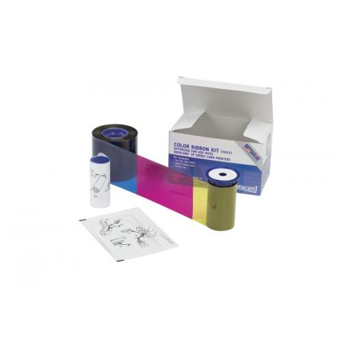 Ribon color Datacard 534000-006 kit YMCKT-KT