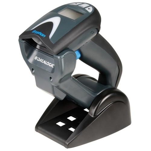 Cititor coduri de bare Datalogic Gryphon GBT4130 1D Bluetooth USB cradle negru