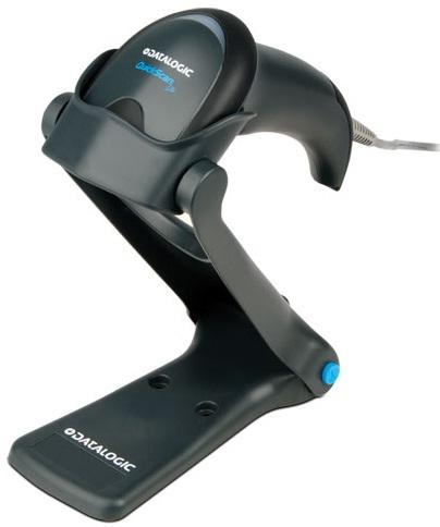 Cititor coduri de bare Datalogic QuickScan QW2170 PS2 stand negru