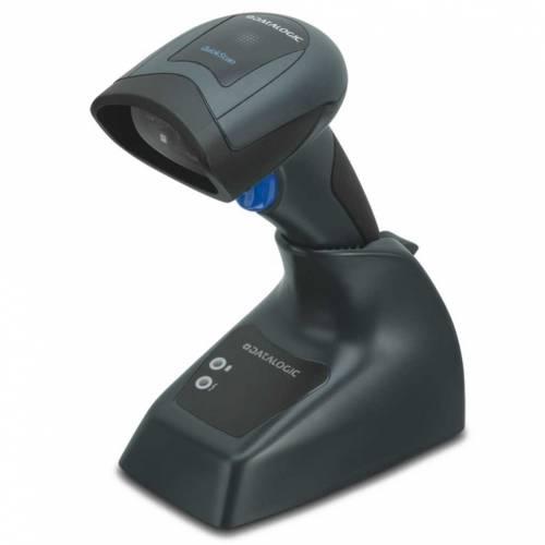 Cititor coduri de bare Datalogic QuickScan QM2430 2D cradle negru