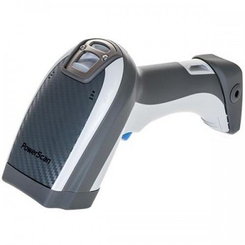 Cititor coduri de bare Datalogic PowerScan PM9500-RT 2D RF alb