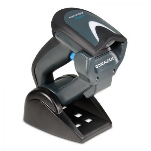 Cititor coduri de bare Datalogic Gryphon GM4430 2D USB cradle negru