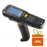 Terminal mobil Datalogic Skorpio X4, gun, 1D, WEC 7, bat.ext., 50 taste