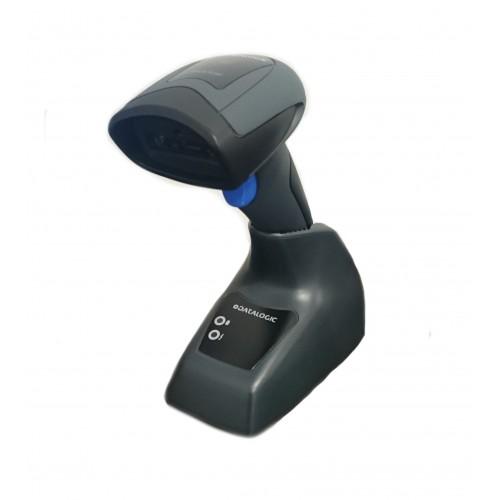 Cititor coduri de bare Datalogic QuickScan QM2131 1D USB alimentator cradle negru