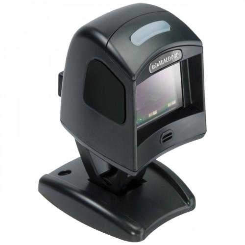 Cititor coduri de bare Datalogic Magellan 1100i 2D USB stand negru
