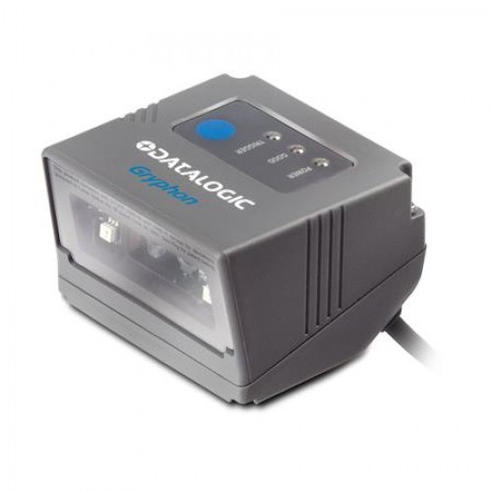 Cititor coduri de bare Datalogic Gryphon GFS4100 1D USB negru