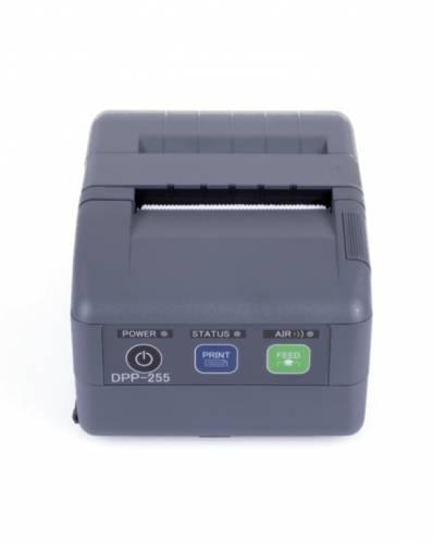 Imprimanta mobila de etichete Datecs DPP-255 203DPI Wi-Fi Bluetooth USB serial