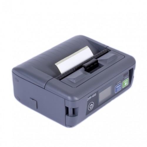Imprimanta mobila de etichete Datecs DPP-450 203DPI USB serial