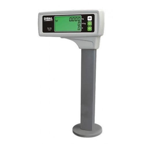 Cantar Dibal KP-3000 6/15 kg incorporabil suport afisaj