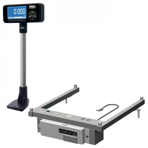 Cantar Dibal KS-400 S 15/30 kg incorporabil display doua cabluri