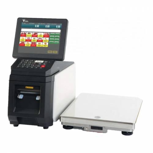 Sistem semiautomat de cantarire si etichetare Digi DPS-5000 15 kg