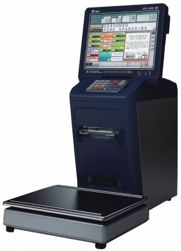 Sistem semiautomat de cantarire si etichetare Digi DPS-5600 15 kg