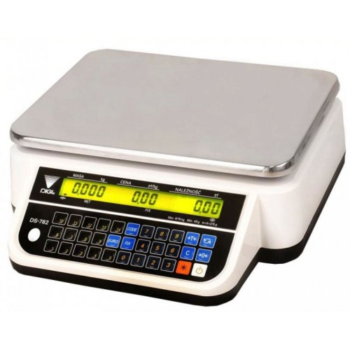 Cantar Digi DS-782B 6/15 kg